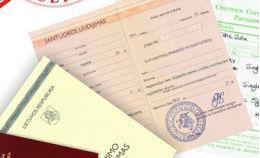 Гражданство литовской республики натурализация