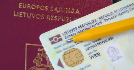Granting the citizenship of Lithuania according to the simplified procedure