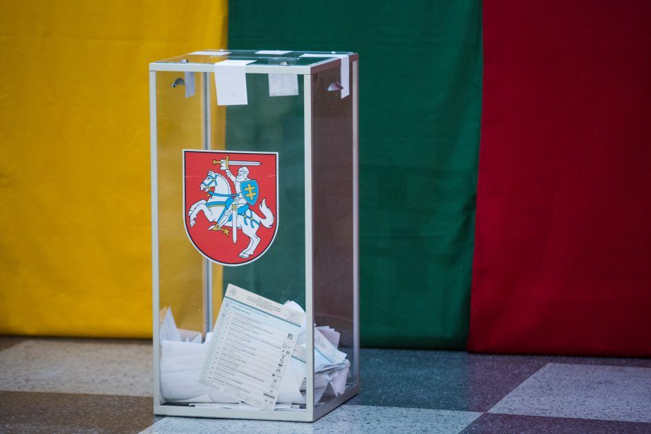 2019 05 14 Referendum on Dual Citizenship held in Lithuania. Results